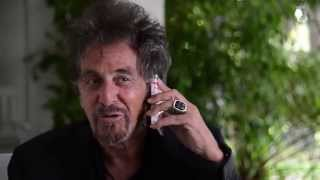 Download Al Pacino at his home | Full interview Video