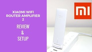 Download Xiaomi Wifi Router Amplifier 2 - Review & Setup! Video