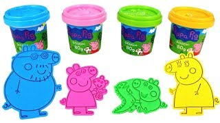 Download Peppa Pig Toys Videos Play Doh and Kinetic Sand Learn Colors and Many more Video