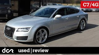 Download Buying a used Audi A7 (C7/4G) - 2010-2018, Buying advice with Common Issues Video