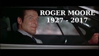 Download My Favorite James Bond Moments with Roger Moore Video