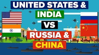 Download USA & India VS China & Russia - Who Would Win? (Army / Military Comparison) Video