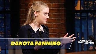 Download Dakota Fanning Is a Pro Instagram Stalker Video