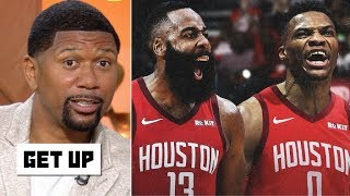 Download Superteams are over, dynamic duos are in - Jalen Rose on Russell Westbrook to the Rockets | Get Up Video