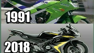 Download NINJA RR 150 dari generasi ke generasi Video