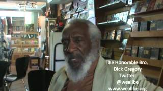 Download ″Bro. Dick Gregory Unchained: The Truth About Uncle Toms, Mortgages, Voodoo, & Haiti″ Video