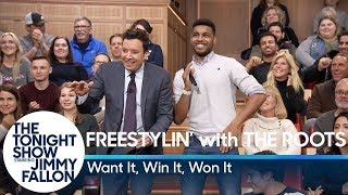 Download Freestylin' with The Roots: Want It, Win It, Won It Video