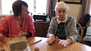 Download Joan's Word: Making Clay, Fighting For Memory And Encouragement Video