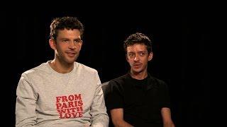 Download 120 Beats Per Minute interview: hmv talks to Arnaud Valois & Nahuel Pérez Biscayart Video