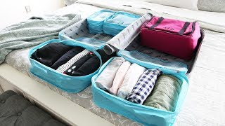 Download Pack with me! | How to Pack an Organized Suitcase When You Travel Video