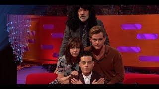 Download The Graham Norton Show S24E04 Chris Pine, Sir Michael Caine, Rami Malek, Sally Field Video