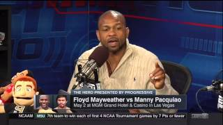 Download Roy Jones jr on The Herd with Colin Cowherd Video