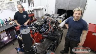 Download MOPAR Love - Power Wagon 340 On The Dyno! Video