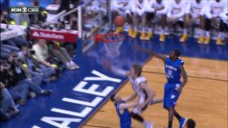 Download Indiana State @ #2 Wichita State (3/9/2014) Video