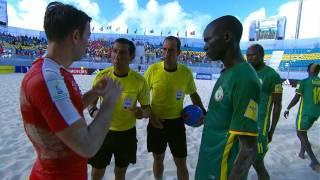 Download Match 18: Switzerland v Senegal - FIFA Beach Soccer World Cup 2017 Video