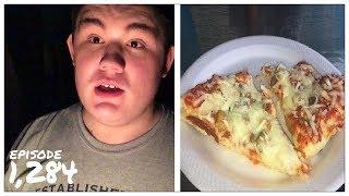 Download HAVING PIZZA FOR DINNER YUM!! - June 22,2017 (Day 1,284) Video