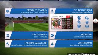 Download Dream league soccer 16 da forma ve logo yapma Video