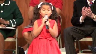 Download 6 year old sings Who Would Imagine a King for Martin Luther King Jr. Day Video