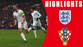 Download England 2-1 Croatia | Late Harry Kane Goal Seals Dramatic Comeback | Official Highlights Video