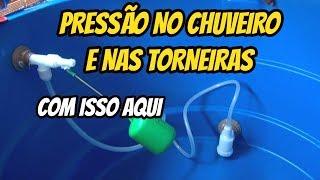 Download OLHE!!! PRESSÃO NO CHUVEIRO E NAS TORNEIRAS COM ISSO AQUI!!!! Video