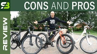 Download E-Bikes Part 1 - Front Hub vs Rear Hub vs Central Motor. What Works Best? Video
