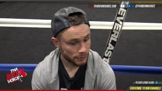 Download Carl Frampton on Conor Mcgregor, Boxing vs UFC. Video