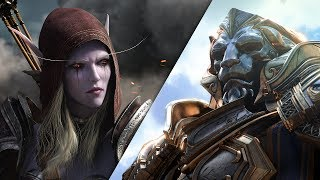 Download Ролик World of Warcraft: Battle for Azeroth Video