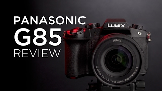 Download Panasonic G85 Video Review Video