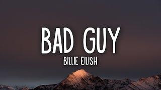 Download Billie Eilish - bad guy (Lyrics) Video