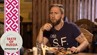 Download Making 'borsch' fit for a tsar & Cossack fighting 101 - Taste of Russia Ep.9 Video