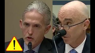 Download Trey Gowdy Finds Out Hillary Clinton REFUSED To Be Interviewed by Inspector General! Video