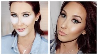 Download How To - Contour | Blush | Highlight & Bake The Face Video