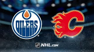 Download Eberle, Oilers roll past Flames, 7-3 Video