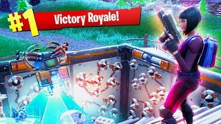 Download THE TRAP TROLL!!! (Fortnite Battle Royale Solo WIN Gameplay) Video