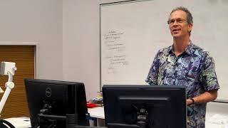 Download Associate Professor Simon Foale at 2018 Criminology Mini-Conference Video