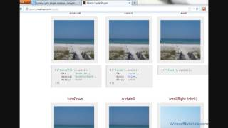 Download jquery tutorials in hindi / urdu - how to include jquery slider in html Video