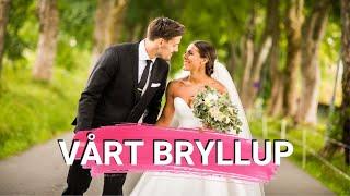 Download NOEN GLIMT FRA BRYLLUPET VÅRT | FUNKYGINE Video