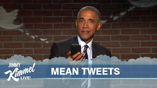 Download Mean Tweets - President Obama Edition #2 Video