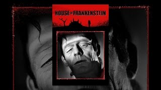 Download House of Frankenstein Video