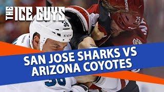 Download NHL Picks | San Jose Sharks vs. Arizona Coyotes Preview | Ice Guys Video