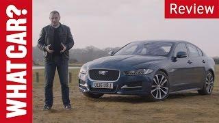 Download 2017 Jaguar XE review   What Car? Video