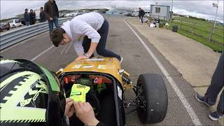 Download Formula Student Car- Up on two wheels!!!!!!! Test Day @ DMU Racing Video