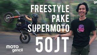 Download MOTO GENCIL EPS.2 - Freestyle Bareng West Borneo Supermoto Video