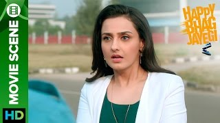 Download Momal Sheikh feels that Abhay Deol is cheating on her | Happy Bhag Jayegi | Movie Scene Video