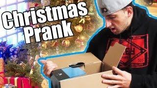 Download CHRISTMAS PRESENT PRANK 2012 - PrankvsPrank Video
