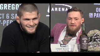 Download Khabib Nurmagomedov: 'I am the Floyd Mayweather in MMA;' Whiskey Won't Save Conor McGregor Video