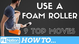 Download Foam Roller Exercises | Learn How To Foam Roll | Full Body Foam Roller Workout Video