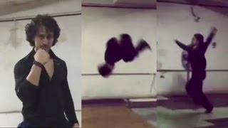 Download Tiger Shroff Real Life STUNT Training Video For A Flying Jatt Video
