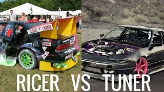 Download RICER VS TUNER (10 MINUTES SPECIAL) FUNNY COMPILATION Video