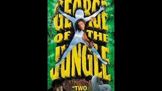 Download Opening to George of the Jungle 1997 VHS Video